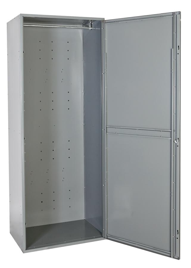 Uniform Exchange Lockers List Industries Inc Garment Lockers